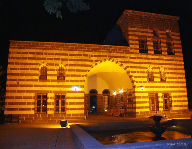 کوشک اردبیل در دیاربکر ترکیه