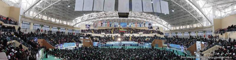 زیباترین+ورزشگاه+ایران