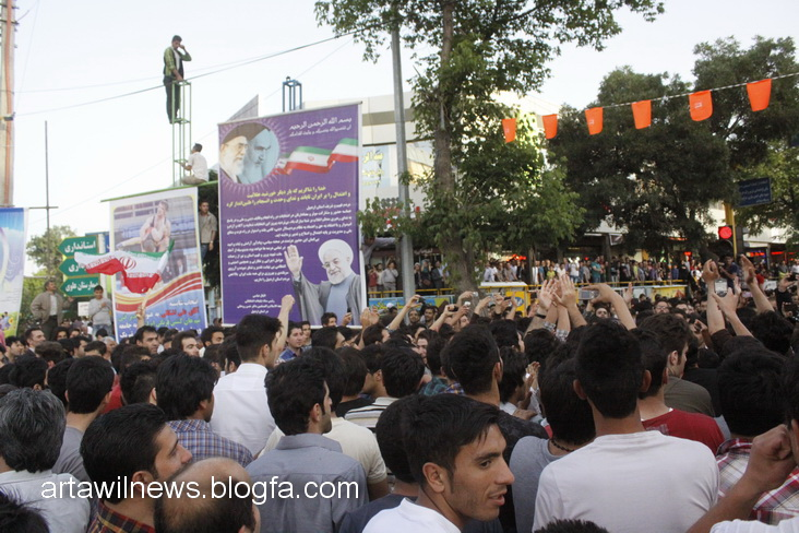 MG 5557 - تصاویر جشن و شادی اردبیلی ها از صعود تیم ملی ایران به جام جهانی  2014