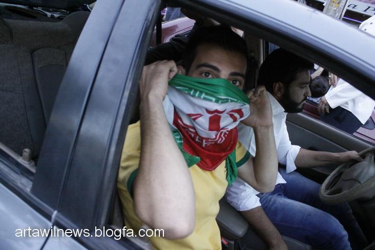 MG 5565 - تصاویر جشن و شادی اردبیلی ها از صعود تیم ملی ایران به جام جهانی  2014