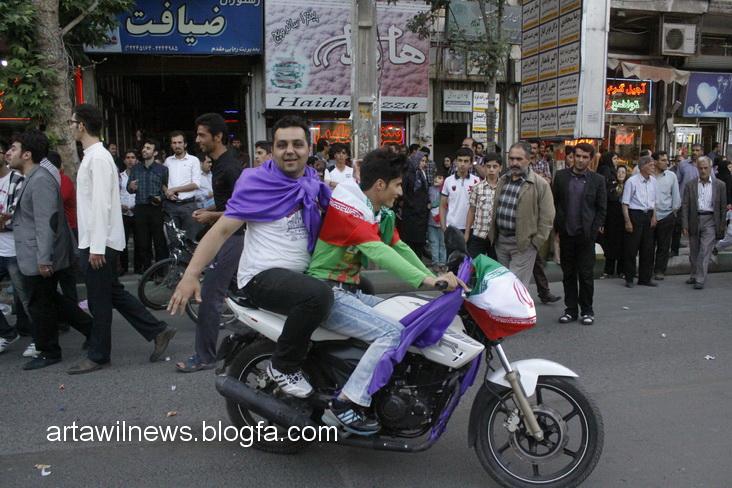 MG 5567 - تصاویر جشن و شادی اردبیلی ها از صعود تیم ملی ایران به جام جهانی  2014