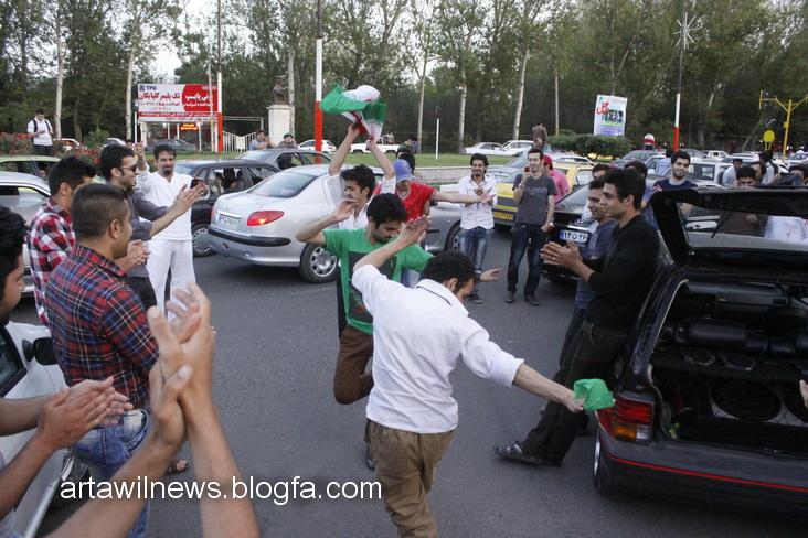 MG 5600 - تصاویر جشن و شادی اردبیلی ها از صعود تیم ملی ایران به جام جهانی  2014
