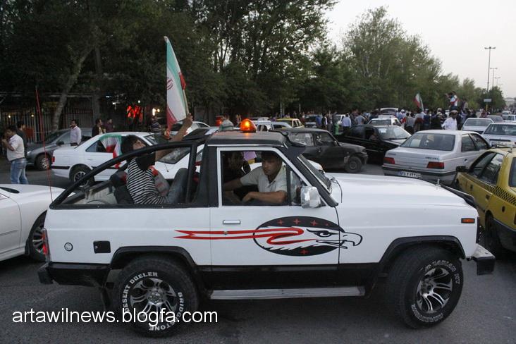 MG 5611 - تصاویر جشن و شادی اردبیلی ها از صعود تیم ملی ایران به جام جهانی  2014