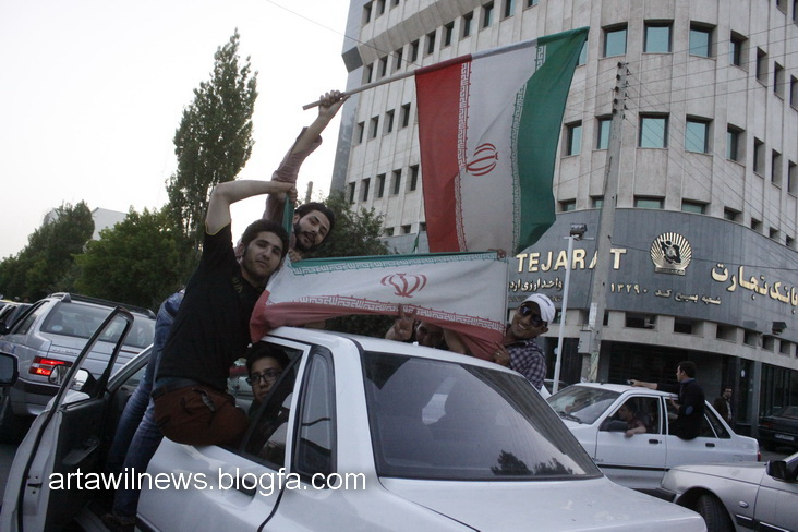 MG 5628 - تصاویر جشن و شادی اردبیلی ها از صعود تیم ملی ایران به جام جهانی  2014